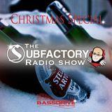 DJ Spim Presents: The Subfactory Radio Show - Christmas Special 2014