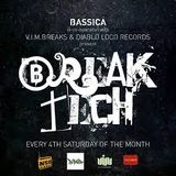 JIRO-GUEST MIX FOR BREAK TECH WITH BASSICA @ NSB RADIO (25/03/17)