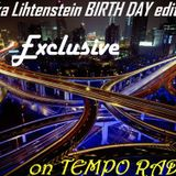 Jeka Lihtenstein BIRTH DAY EDITION on TEMPO RADIO