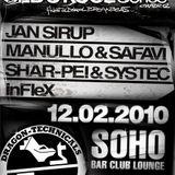 SOHO CLUB Mannheim 12.02.2010 - OLDSKOOL-Series CHAPTER 12