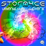 STORM4CE ॐ UNIVERSAL MAGIC (Chapter 8) * September 2018 * Psytrance / Trance Mix * 140bpm
