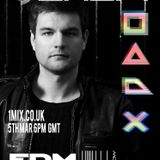 059 The EDM Show with Alan Banks & guest Grum