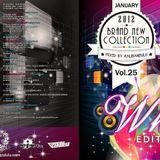 KALIBANDULU (JANUARY+2012) Vol.2-Brand New Mix Cd Collection