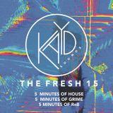 The Fresh 15 Vol 3