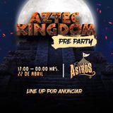 Joxan - Pre Party Aztec Kingdom Contest