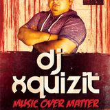 DJ Xquizit live at Music Over Matter 2018