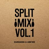 DJ KUWAKEN & DJ ABE'EM SPLIT MIX Vol.1 kuwaken Side 2018