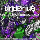 Underiu$ @ Did I ever say TRANSFORMERS MIX  [2012/07/07]