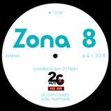Zona 8, emissão #1314 (18 Maio 2018)