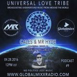 Cales & Mr Hyde - Live at Global Mixx Radio New York (April 2016)
