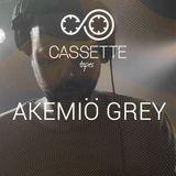 Cassette Tapes: Akemio Grey