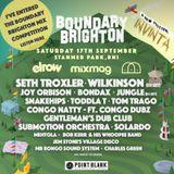 Boundary Brighton Mix competition – (INVINTA) / Closed