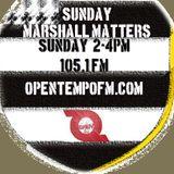 Sunday Marshall Matters - Christmas Rock Mix