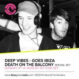 Deep Vibes - Guest Death on the Balcony - 03.08.2014