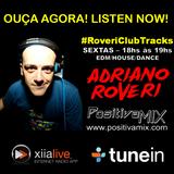 Roveri Club Tracks - Positiva Mix - Programa 61 - 27-11-2015