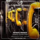 Infinite Friends w/Shapes of Rhythm 23-12-16