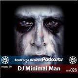 BFR Podcast | 028 | DJ Minimal Man