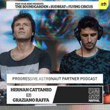 Hernan Cattaneo B2B Graziano Raffa - ADE Podcast #01