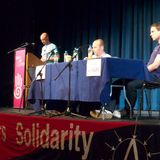 Fiscal Compace referendum debate at the 2012 Dublin Anarchist Bookfair