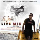 Live Recording At La Jolla Quick Mix 11/15/2014 BY DJVPO (Reaggaeton,DembowDominicano,SalsaClas)