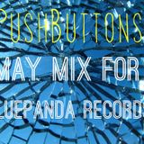PushButtons - May mix for BluePanda Records 2013