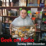 Last Geek on of 2014!