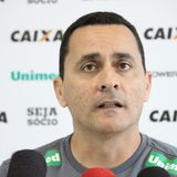 CAMPEONATO CATARINENSE 2016 - Hudson Coutinho, técnico do Figueirense
