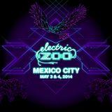 Electric Zoo México 2014 @ Arena Ciudad de México