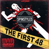 "Mad Decent x The Overthrow ""The First 48"" Mixtape 7.18.2011"
