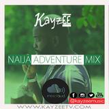 Naija Adventure (Mixed By Kayzee) Feat. Wizkid, Falz, Tiwa Savage, Olamide, Davido, Lil Kesh + MORE
