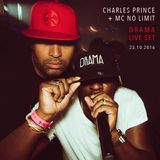 Charles Prince Live DJ set Drama 23-10-2016