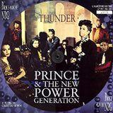 """Thunder"" b/w ""Violet The Organ Grinder""/""Gett Off (Thrust )"" UK Release"