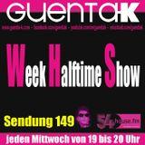 Week Halftime Show 100+49 mit Guenta K