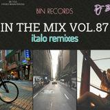 Dj Bin - In The Mix Vol.87