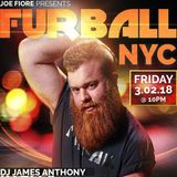 Furball NYC DJ James Anthony Preview Mix 03.02.18