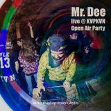 Mr. Dee @ KVPKVN Open Air Party (27/07/2014)