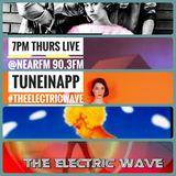 The Electric Wave on NearFm 14th Sep2017
