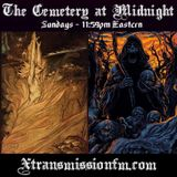 The Cemetery at Midnight - Oct. 21st 2018