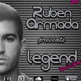 Ruben Armada-Legend Radio Show 001