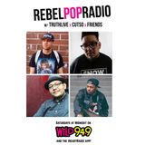 Kue Live in the Mix on Rebel Pop Radio on Wild 94.9 - 12.23.17