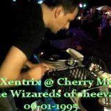 Dj.Xentrix @ Cherry Moon -The Wizards Of Sheeva 3 - - 06-01-1995