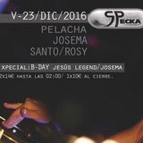xpecial B-DAY specka 23-12-2016