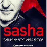 Bjorn Larsen opening set for Sasha at Stereolive, Houston.  Sept. 5th, 2015