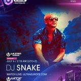 DJ Snake - LIVE @ Ultra Music Festival Croatia, 06/07/18