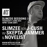 Slimzos Sessions - Slimzee B2B J-Cush w/ Skepta, Jammer & Novelist - 5th June 2014