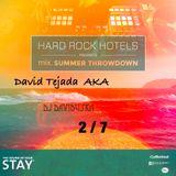 """""""MixSummerThrowdown – ( 2/7 David Tejada AKA Dj Daviduska)"""""""