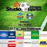 Extraviada Esportiva Studio | VEC x Grêmio | 02/04/2017