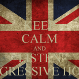 Keep calm and listen to progressive house - by Andrew