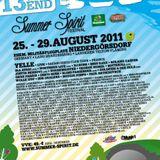 KnutS @ Summer Spirit Festival Desperados Beach ( opening Donnerstag )