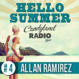 Allan Ramirez @ Candyland Radio Show (Miami, FL)